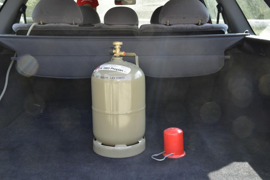 Ratgeber: Gasflaschen sicher transportieren - Immer für frische Luft sorgen