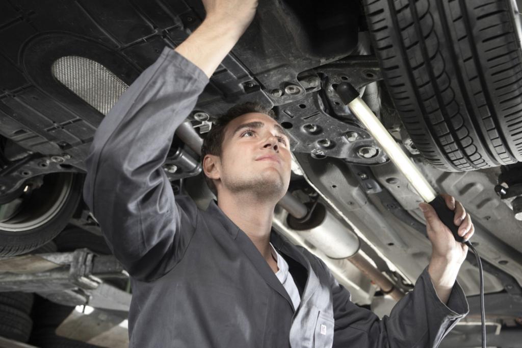 Recht: Unvollständige Autoreparatur - Werkstatt muss nicht alle Fehlerquellen prüfen