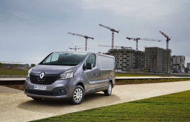 Renault bringt dritte Trafic-Generation