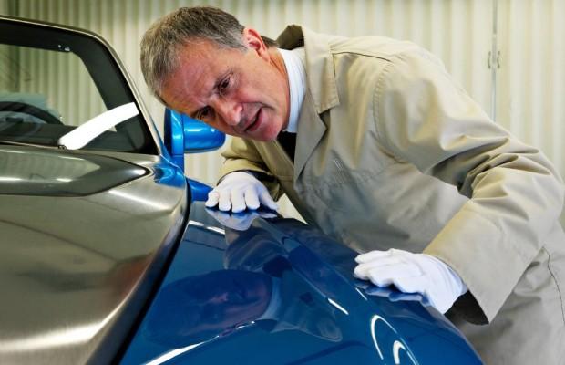 Rolls-Royce und der Pinsel vom Eichkatzlhaar