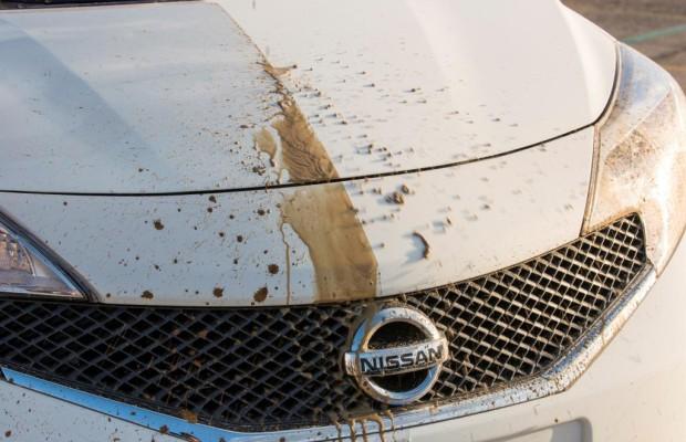 Selbstreinigender Autolack von Nissan - Hightech in der Fahrzeughaut