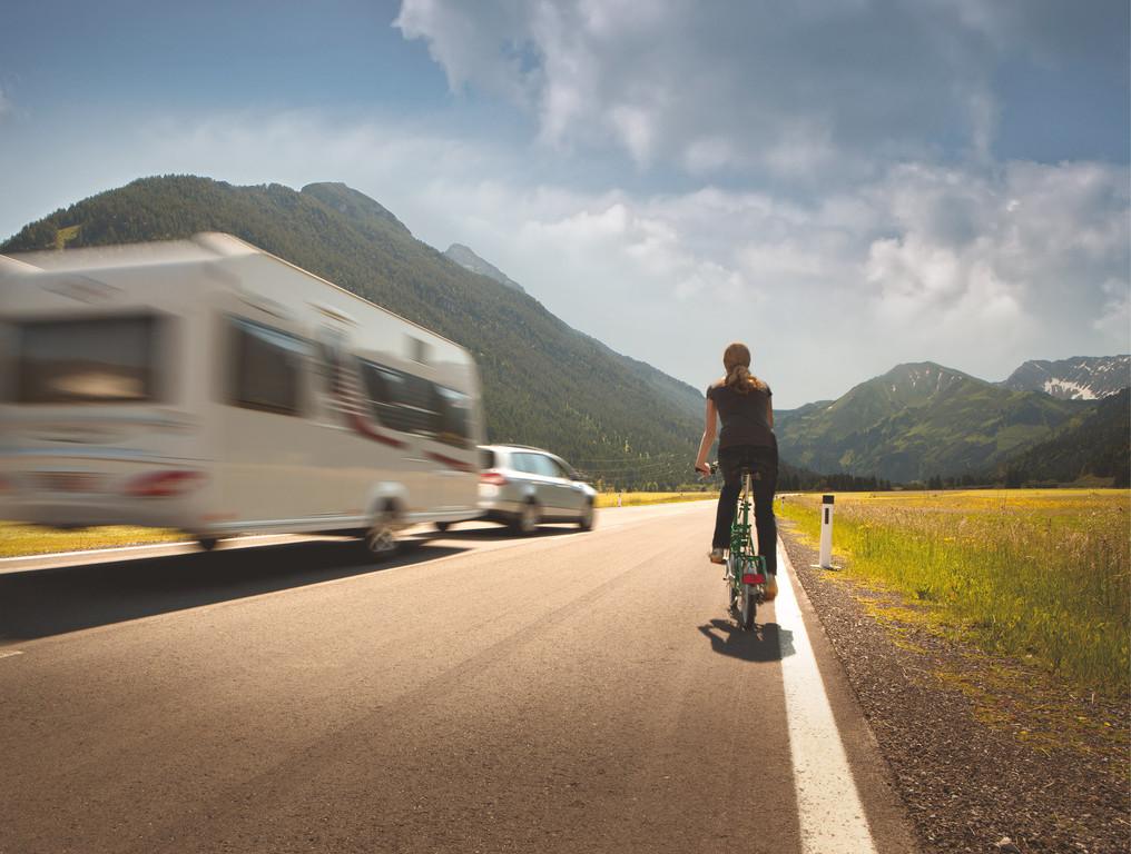 Sicherheitssysteme für Caravan-Gespanne