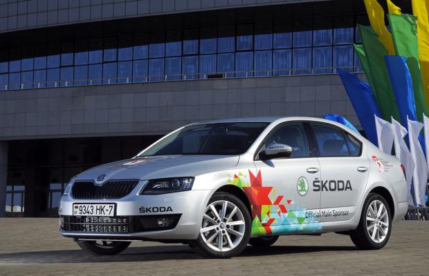 Skoda zum 22. Mal Hauptsponsor der Eishockey-WM
