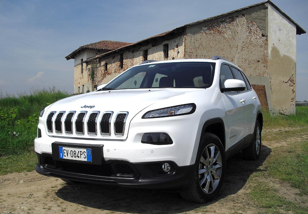 Sogar mit Rock-Modus: Jeep hat neuen Cherokee bei den Händlern stehen
