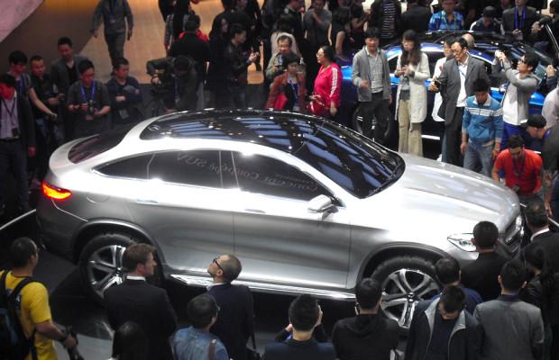 Sportlicher Luxus: Wie sich deutsche Premiumanbieter in China präsentieren