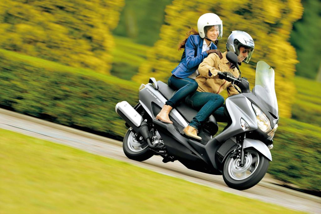 Suzuki Burgman 125 ABS: Bestseller in neuem Gewand