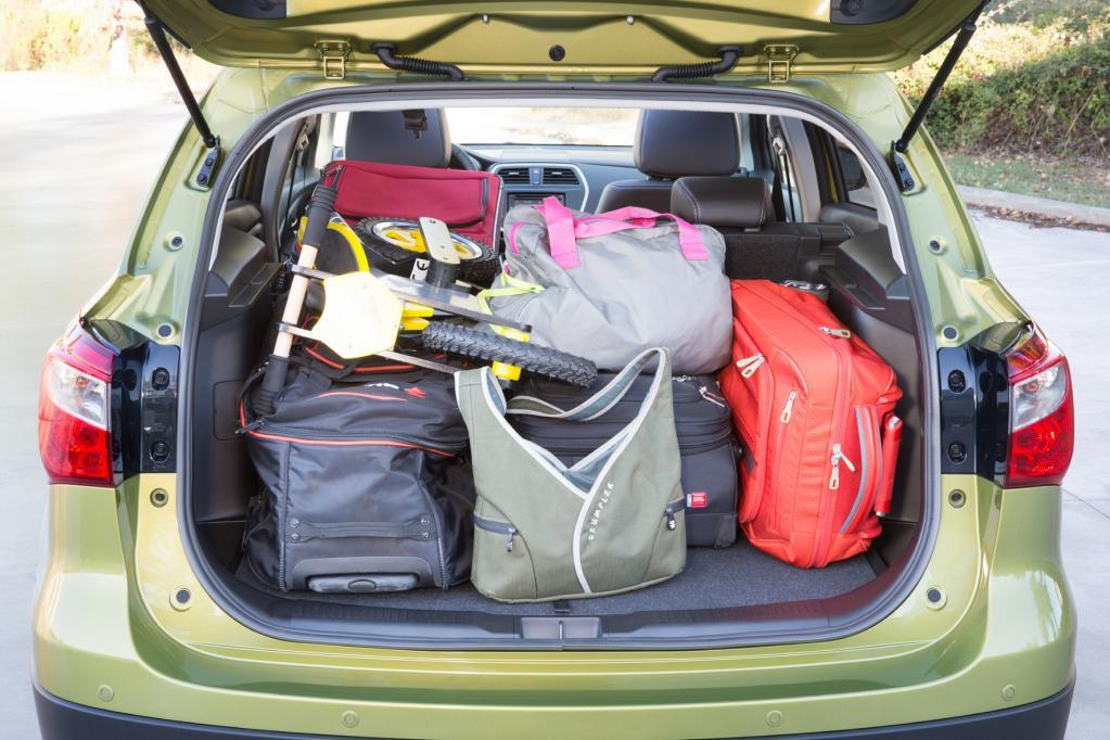 Suzuki SX4 S-Cross: Stadtrenner mit kleinen Fehlern