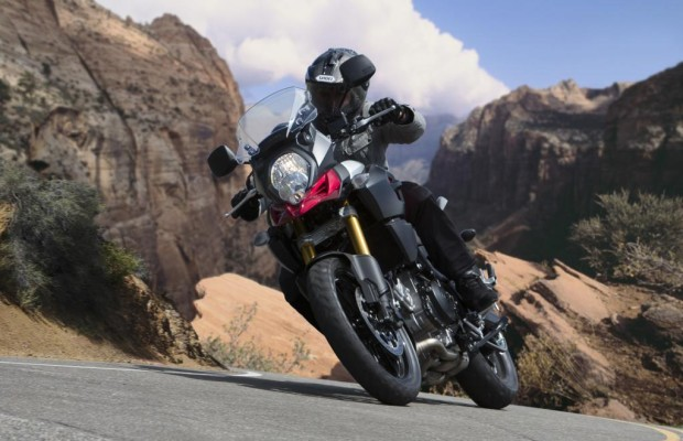Suzuki V-Strom 1000 ABS: Fahraktives Leichtgewicht