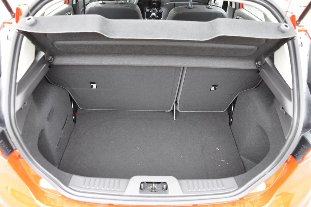Test Ford Fiesta EcoBoost - Die 1.0-Liter Kannonenkugel