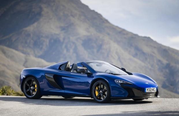 Test McLaren 650S - Muskeln statt Make-Up