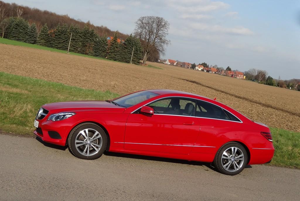 Test Mercedes-Benz E 220 CDI Coupé: Zurück aus dem Jungbrunnen