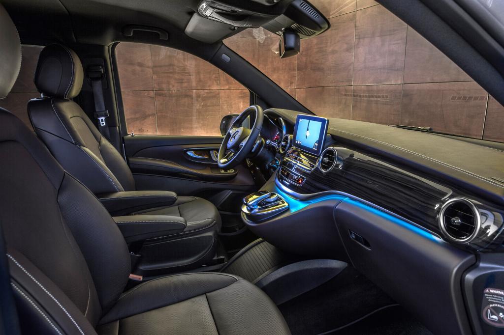 Test Mercedes V-Klasse - Daimlers neue Lust am Laster