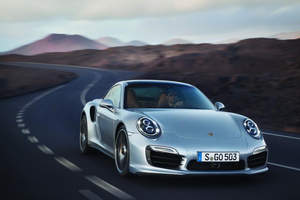 Test Porsche 911 Turbo S - Für jeden Tag und für besondere Tage