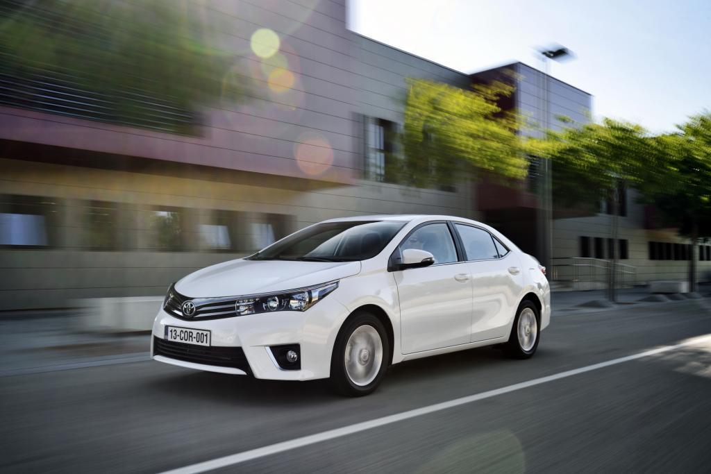Toyota Corolla -  Bestseller ist zurück