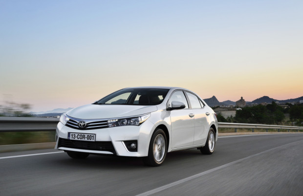 Toyota Corolla ist das meistverkaufte Auto der Welt