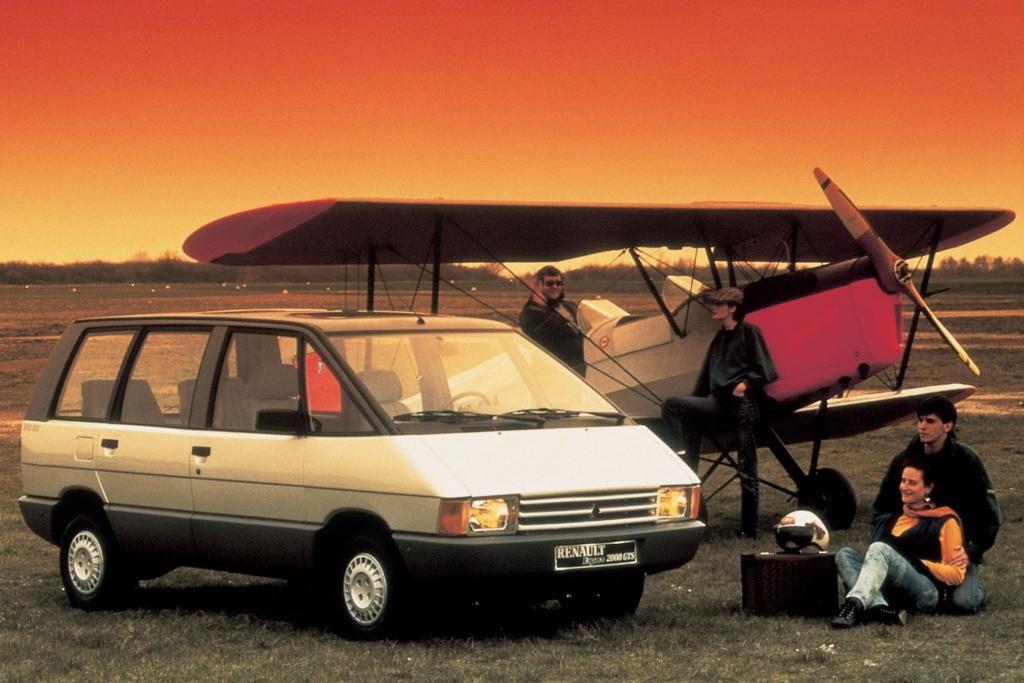 Tradition: 30 Jahre Renault Espace - Völlig losgelöst