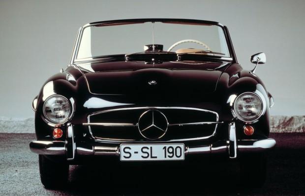 Tradition: 60 Jahre Mercedes-Benz 190 SL (W 121) - Mehr als Rosemaries Roadster