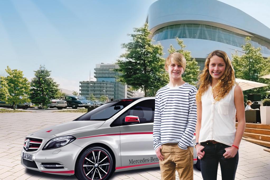 Traumauto-Image verblasst bei jungen Leuten - Bild: Daimler