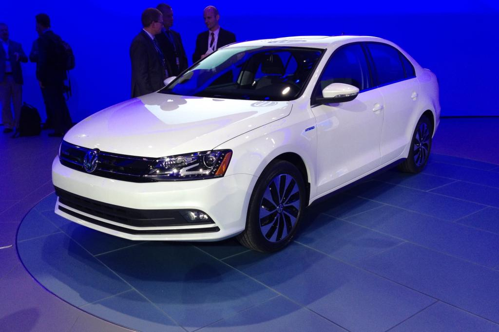 VW Jetta Facelift - Foto: © SP-X/Julian Wewer