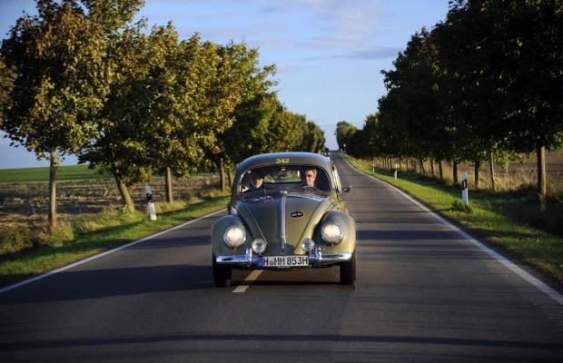 VW Käfer erneut beliebtester Oldtimer