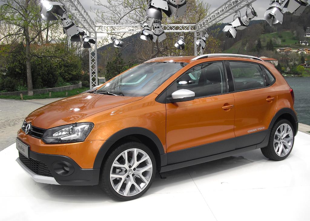 VW Polo: Die Cross-Variante ist zweimal als Benziner und einmal als Diesel zu haben.