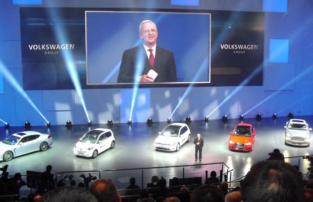 Vier Jahre früher: Volkswagen will schon 2014 über zehn Millionen Autos ausliefern