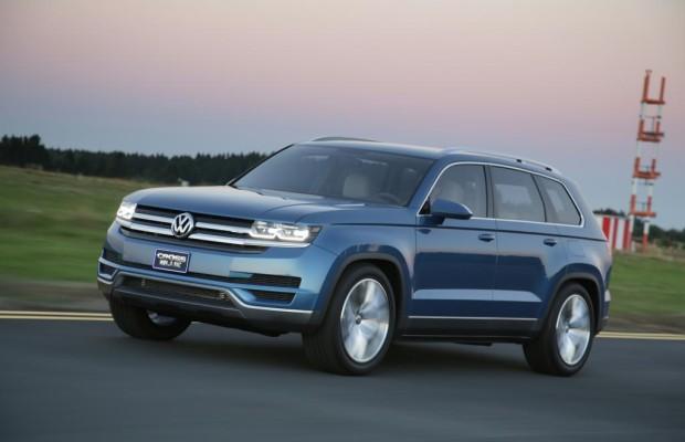 Volkswagen in den USA - Neue SUV sollen helfen