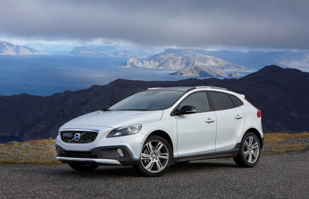 Volvo bringt V40 Cross Country Sondermodell