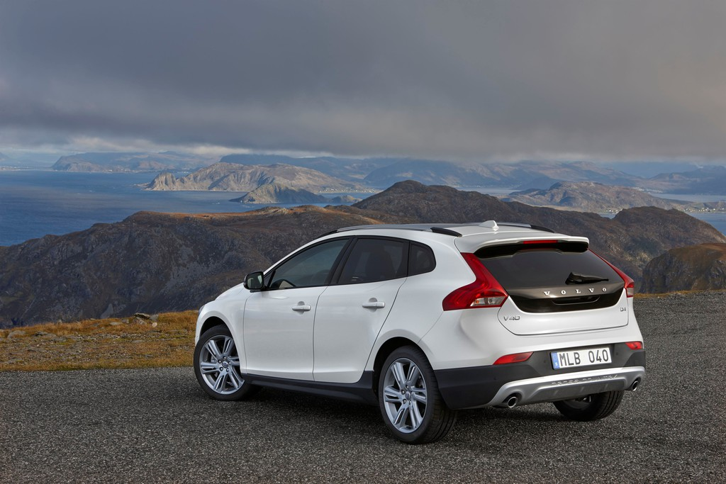 Volvo bringt V40 Cross Country Sondermodell