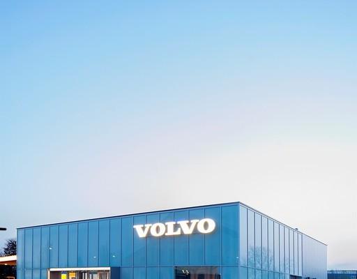 Volvo verfolgt globale Gestaltungsrichtlinie für Autohäuser