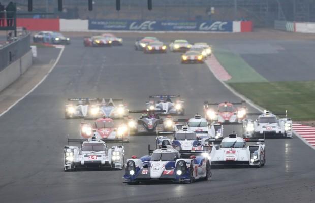 WEC 2014: Toyota startet mit Doppelsieg