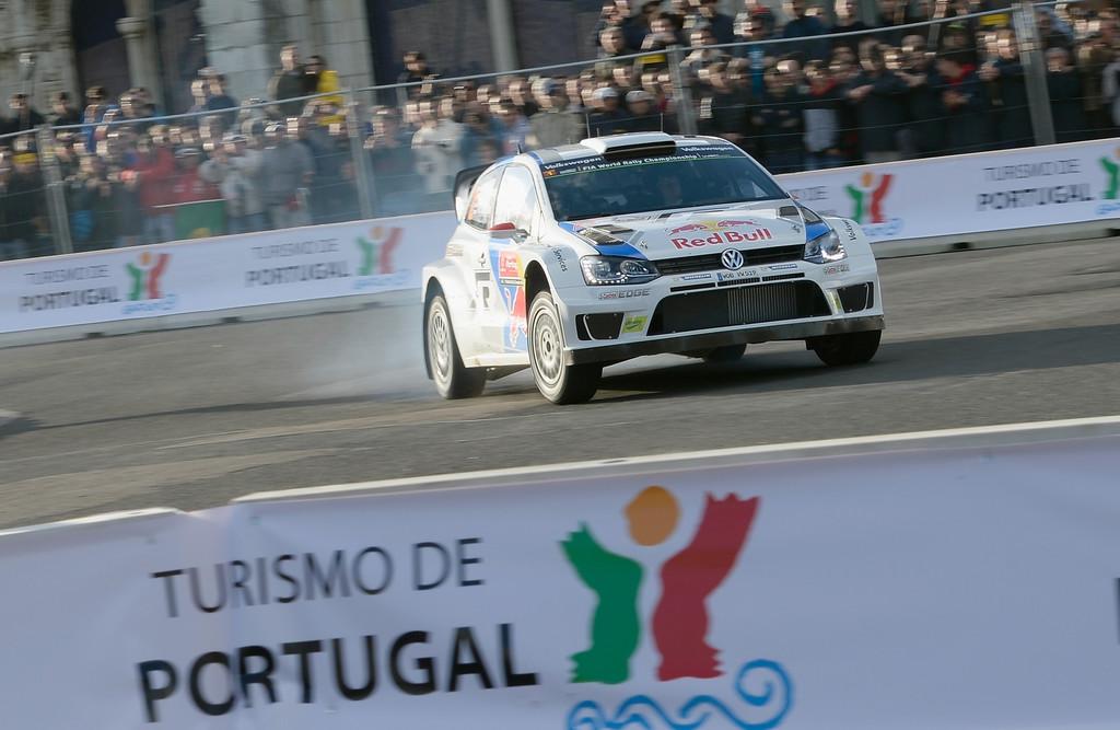 WRC Portugal: Ford liegt nach Schotter-Schlacht vorn