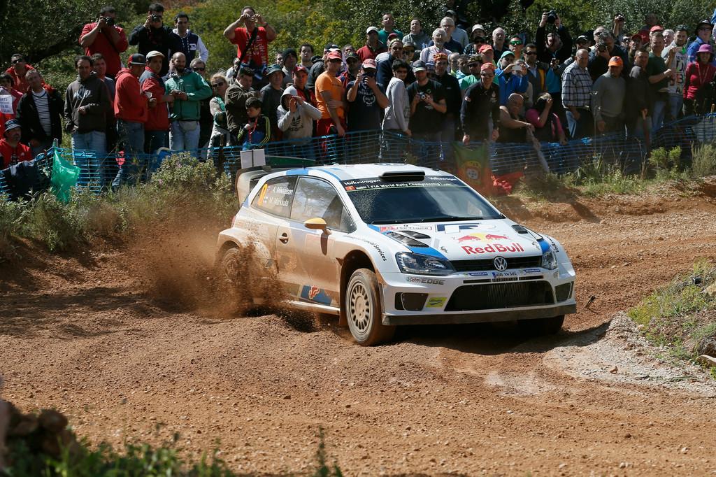 WRC startet in Portugal