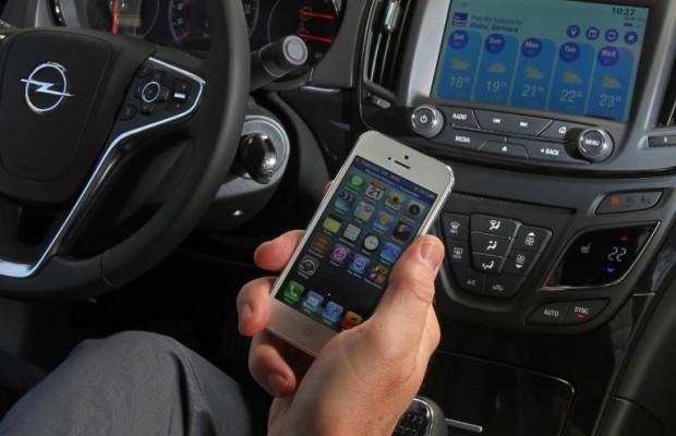 Wahnsinn im Auto: 22 SMS in 20 Kilometern