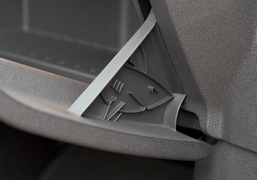 Was macht der Hai im Opel Adam?