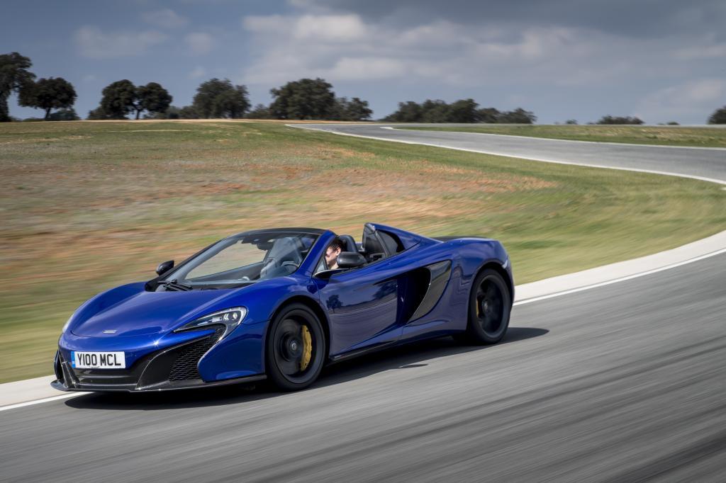 Weil McLaren am 12C gleich jedes vierte Teil geändert hat, wird daraus jetzt als 650S ein ganz neues Modell.