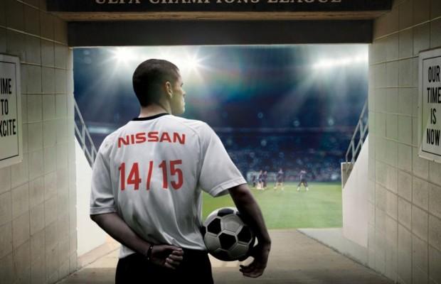 Werbe-Coup: Nissan in der Fußball-