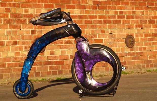 Yike Bike - Klappbares Elektrorad zum Mitnehmen