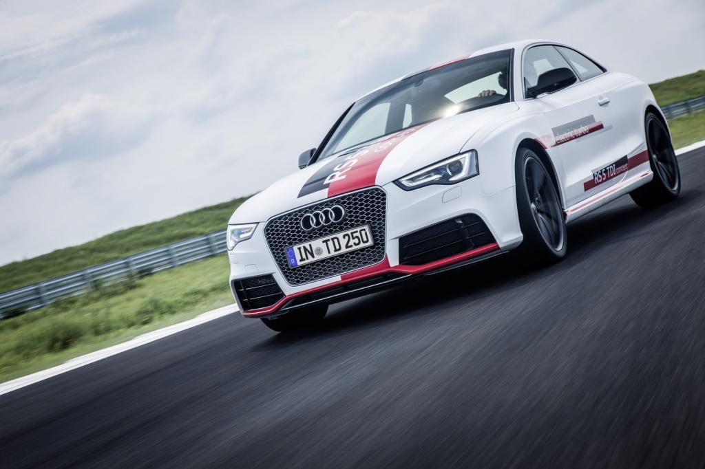 : Im RS5 experimentiert Audi mit einem elektrischen Turbo