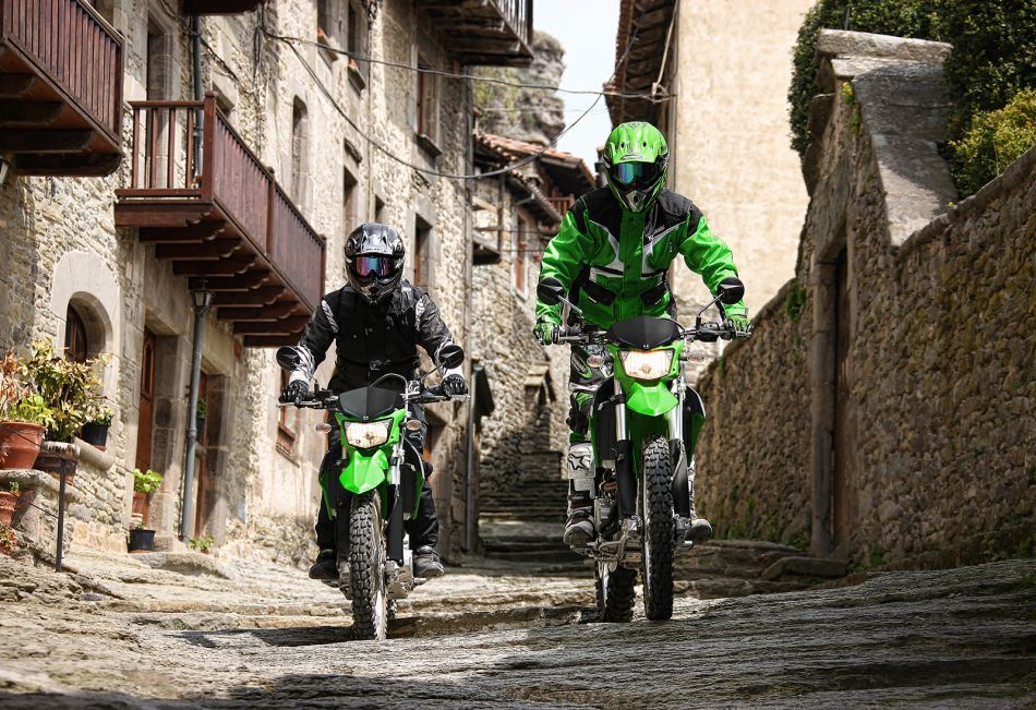 Übersicht Motorradhersteller: Kawasaki KLX-250 - Bild: Kawasaki