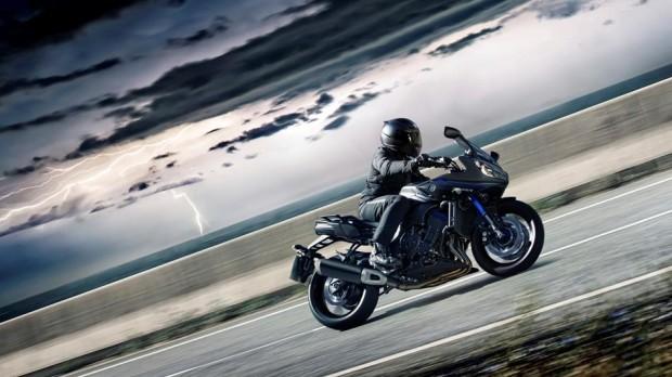 Übersicht Motorradhersteller: Yamaha FZ8/Fazer - Bild: Yamaha