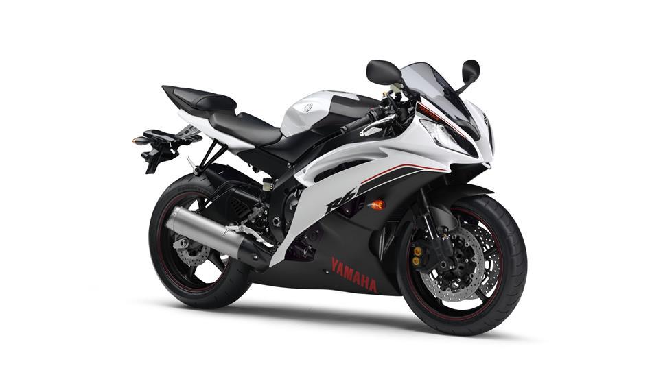Übersicht Motorradhersteller: Yamaha YZF-R6 - Bild: Yamaha