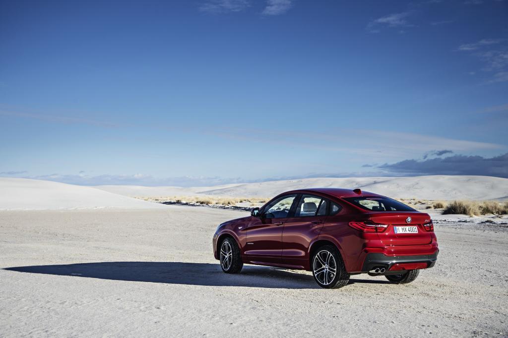 """""""Der neue X4 eröffnet in der Mittelklasse eine Nische, die es noch gar nicht gibt"""", sagt BMW-Chefentwickler Herbert Diess."""