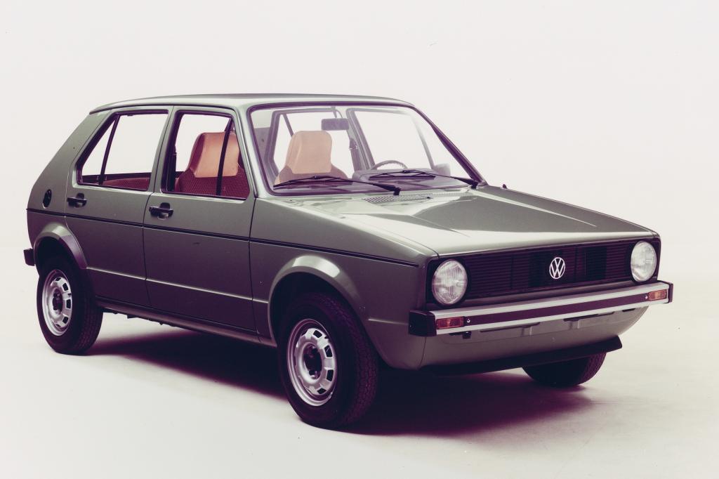 40 Jahre VW Golf  - Der Retter von Wolfsburg
