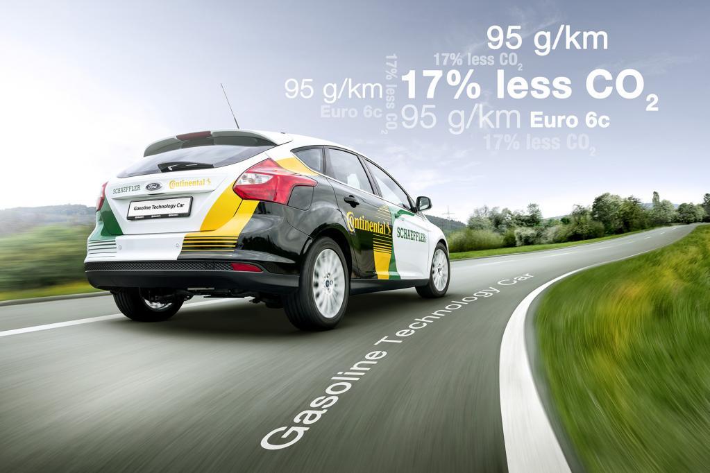 48-Volt-Hybrid-Pkw wird zum Sparfuchs