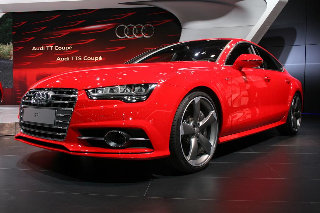 AMI 2014: Audi feiert eine Weltpremiere