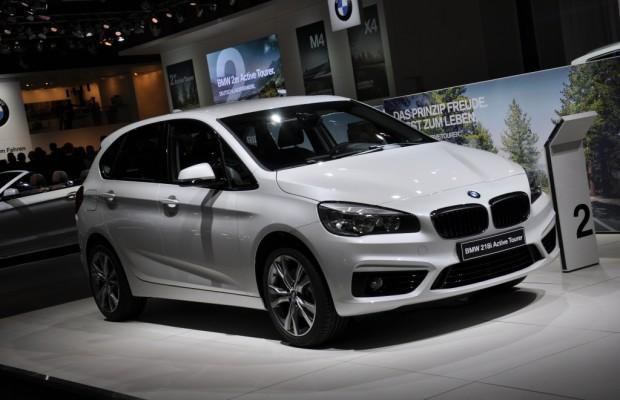 AMI 2014: BMW 2er Active Tourer - Ein Van aus Leipzig in Leipzig