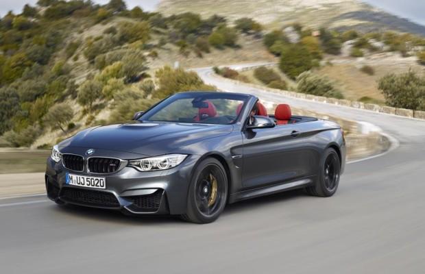 AMI 2014: BMW M4 Cabrio - Mit Hochdruck offen fahren