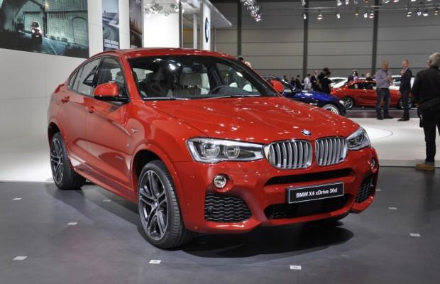 AMI 2014 - BMW X4 - Ein X6 im Kleinformat