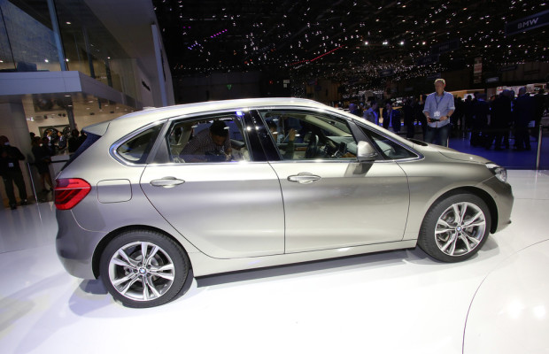 AMI 2014: BMW kommt mit drei Premieren